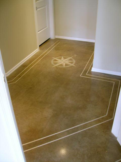 Photos Of Decorative Concrete Floors